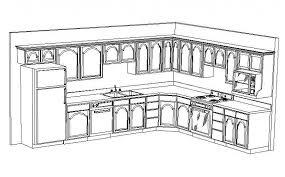 Autocad For Kitchen Design Autocad Kitchen Design Autocad Kitchen Design Modular Kitchen