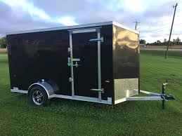 enclosed trailer exterior lights new 2017 us cargo attx612sa ameralite 6x12 enclosed cargo trailer