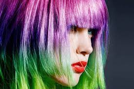 pictures of people who colored their hair with loreal feria b16 the bright haired community a study of people with bright colored