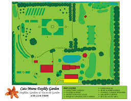 gardens the cats meow daylily garden maryland wedding venue