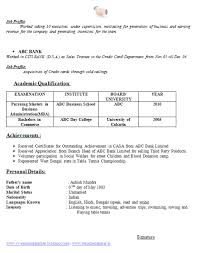 Music Manager Resume Over 10000 Cv And Resume Samples With Free Download Marketing