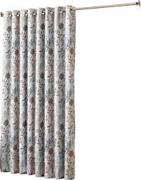 Curtain Patio Door Sliding Patio Door Curtains Wayfair