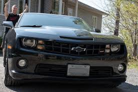 Camaro Ss 2008 You Can Buy Annihilator Singer U0027s Camaro Ss And Help Heavy Metal In