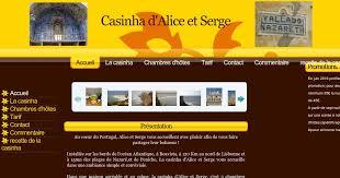 chambre d hote nazare portugal casinha d et serge contact