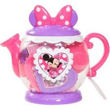 Minnie Mouse Bowtique Vanity Table Disney Minnie Mouse Bow Tique Large Teapot Play Set U2026for Anna U2026 She