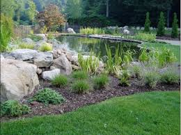 Backyard Pond Ideas With Waterfall Backyard Ponds U0026 Waterfalls Ideas Finishing Touch Landscape