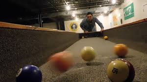 indoor carpet ball table how to play carpetball youtube