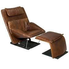 ashley furniture leather ottoman tag leather chair ottoman