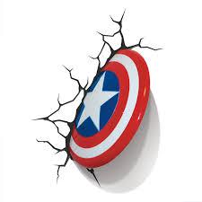 Captain America Bedroom by Captainamerica 3d Nightlight From 3dlightfx Http Www 3dlightfx