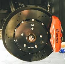 lexus es300 rotor replacement rcf racing brake 2 piece rotor and performance pad upgrade