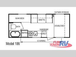 used 2012 skyline nomad retro 186 travel trailer at fun town rv