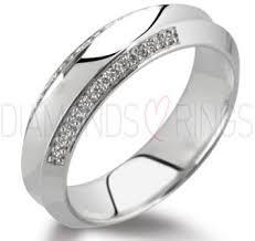 mens wedding rings uk concave mens wedding ring diamondsandrings co uk