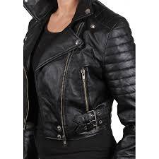 leather biker jacket leather biker jacket ladies black jackets pinterest leather