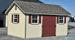 wooden storage sheds garden shed designs horizon structures