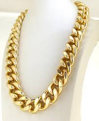 chain gold necklace images 45 heavy gold chain mens 6mm 10mm thick 30quot long solid rope jpg