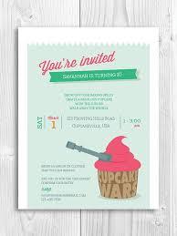 cupcake wars birthday party invitations redwolfblog com