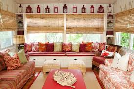 a collection of nook window seat design ideas intended for window view image