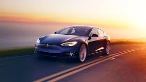 first tesla model 3 electric car rolling off production line zee