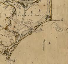 Real Treasure Maps File Ocracoke Inlet North Carolina 1775 Jpg Wikimedia Commons