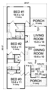 Best Ranch Home Plans by Country Ranch House Plans Hahnow