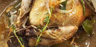 comment cuisiner des pigeons cocotte de pigeon fermier facile recette sur cuisine actuelle