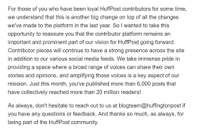 huffington post best black friday deals how to become a huffington post blogger using their new platform