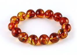 amber beads bracelet images Amber bracelet round beads balls art apb004 amber jewelry glam jpg