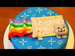 nyan cat cake nerdy nummies