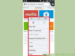 how to clear history on android 5 easy ways to delete history on android device wikihow