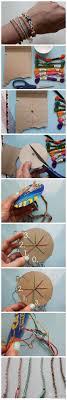 woven bracelet tutorials images 16 easy diy bracelet tutorials pinterest safety pins everyday jpg