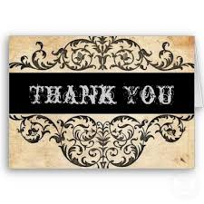 thank you card unique zazzle thank you cards design a thank you