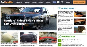 carthrottle the buzzfeed for cars signs directly with youtube as