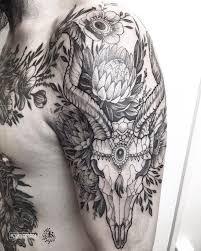 floral tattoo quarter sleeve quarter sleeve tattoo ideas for men and women 2018