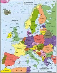netherland map europe netherlands map of europe