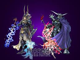 Warrior Of Light Warrior Of Light And Garland By Ezio The Assassin On Deviantart