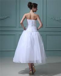 farbige brautkleider gã nstig vintage weiß brautkleider kurz a linie organza hochzeitskleider