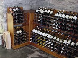 shop restaurant and bar wine rack display shelving