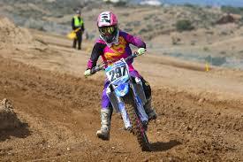 transworld motocross girls transworld motocross race series profile sydney johnston
