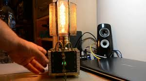 Edison Bulb Table Lamp Vintage Table Lamp In The Arabic Style U0026 Bulb Edison With Dimmer