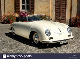 convertible porsche 356 porsche 356 1300s convertible 1954 stock photo royalty free image