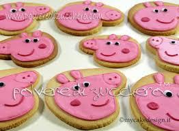 cookies decorated royal icing peppa pig tutorial