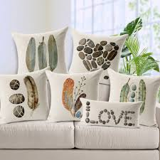 Ikea Throw Pillows by Online Get Cheap Feather Pillow Covers Aliexpress Com Alibaba Group