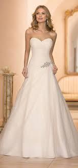 simple open back wedding dresses 20 simple wedding dresses