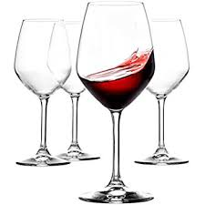 wine glasses paksh novelty italian wine glasses 18 ounce