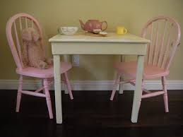 little table and chairs set up table manner table designs