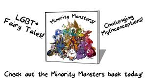 monster page of halloween projects the minority monsters book by tab kimpton u2014 kickstarter