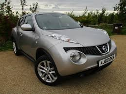 nissan juke silver used nissan juke silver for sale motors co uk