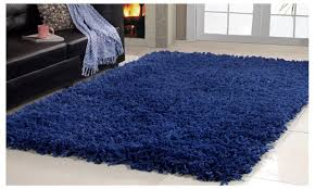 Purple Shag Area Rugs by 66 Off On Hand Woven Cozy Shag Area Rug Groupon Goods