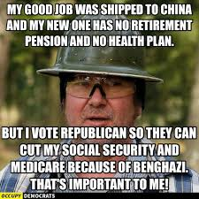 Republican Memes - as ridiculous as that sounds it s exactly what the average