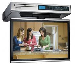 under kitchen cabinet cd player coffee table finding the right size for under cabinet kitchen tv